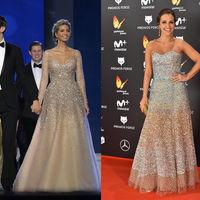 El vestido de 14.000 euros de Ivanka Trump deja KO al intento de princesa de Paula Echevarría