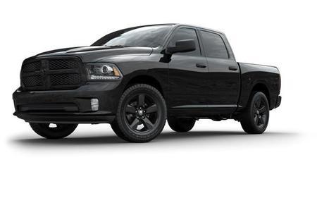 Dodge Ram Black Express 2013