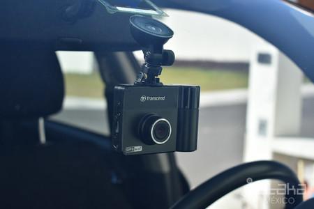 Transcend DrivePro 520, análisis: cámara dual y giratoria que graba todo lo que sucede en nuestro coche