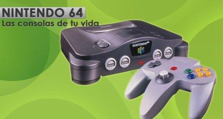 Nintendo 64, las consolas de tu vida