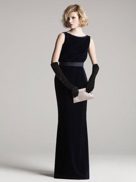 4bbd67fe92f9 Vestidos largos de fiesta en negro: un clásico que nunca falla
