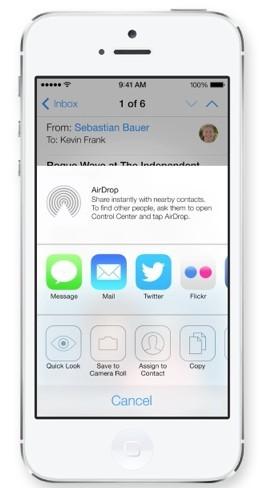Carpetas sin límite de apps y aplicaciones que se auto-actualizan. Por fin, Apple