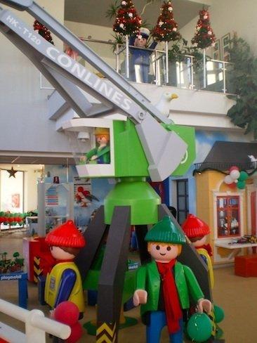interior Playmobil Malta