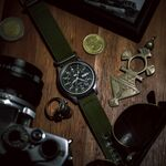 Éstos relojes de inspiración militar de rebajas en El Corte Inglés serán tus compañeros para la aventura de verano