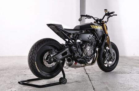 Yamaha Xsr700 Disruptive 1