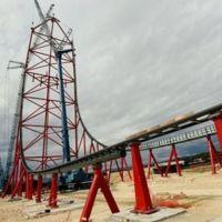 La nueva montaña rusa más alta y más rápida de Europa estará en España