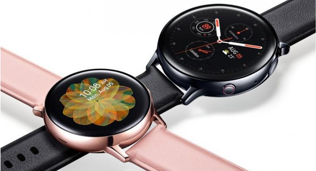 Samsung Galaxy℗ Watch Active 2 al descubierto: se filtran casi todas sus pormenorizaciones y fotos
