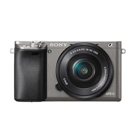 Sony Alpha 6000 3