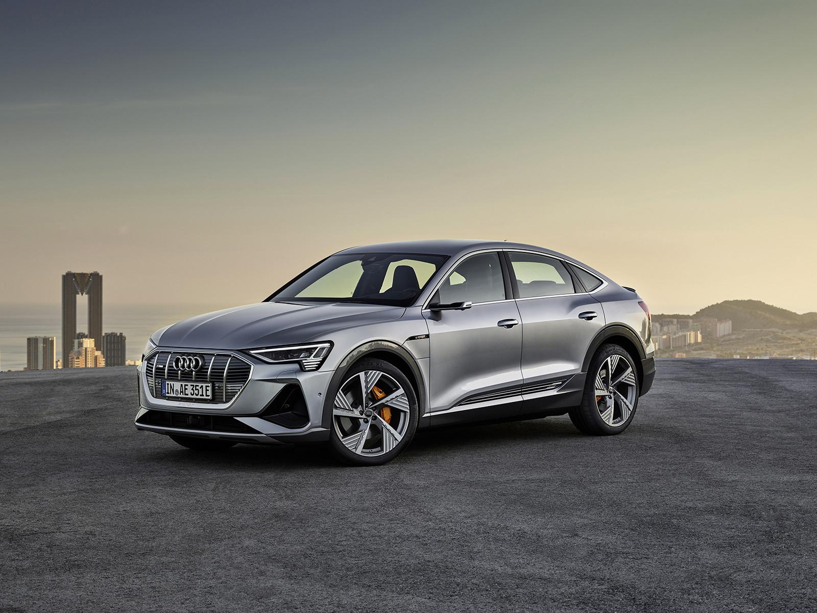 Foto de Audi e-tron Sportback (32/57)