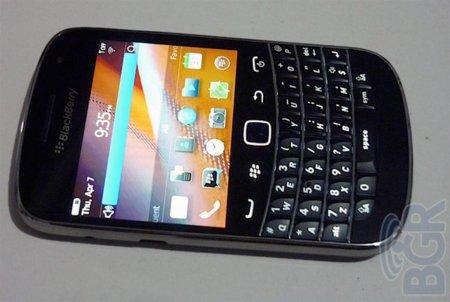 BlackBerry Bold Touch, llegan las primeras imágenes e impresiones