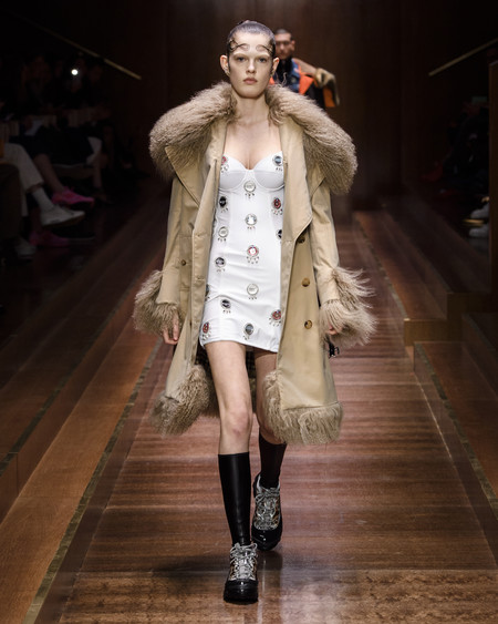 Burberry Autumn Winter 2019 Collection Look 35