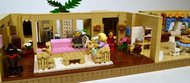 Foto de La versión LEGO de 'Las chicas de oro' (8/19)
