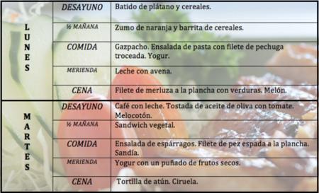 Tu dieta semanal con Vitónica (XXXI)