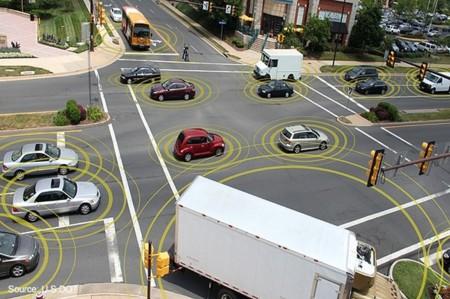 Los vehículos interconectados podrían ser pronto obligatorios en Estados Unidos