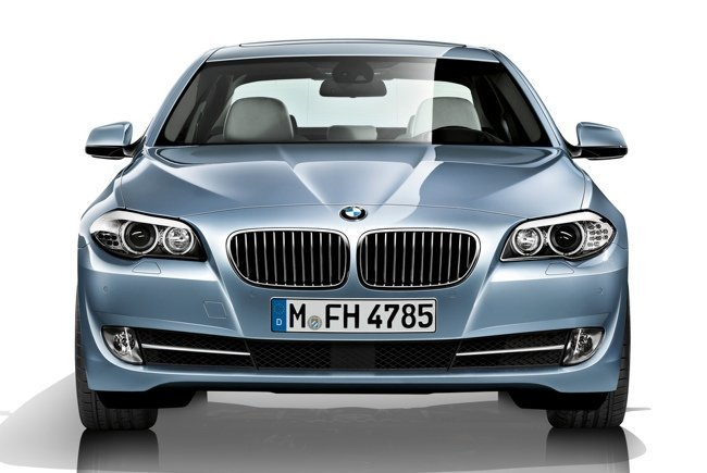BMW ActiveHybrid 5 01