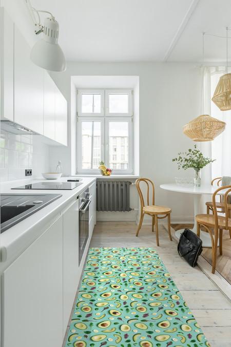 De los creadores del vinilo hidráulico, llegan los estampados fotográficos culinarios a la cocina