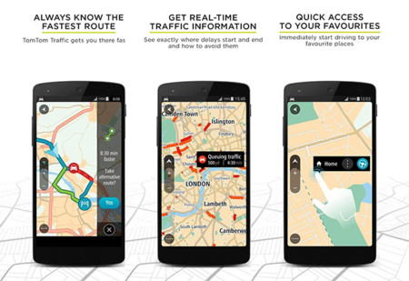 Mapas Offline Tomtom