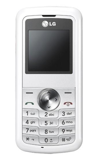LG KP100, un móvil por menos de 50€
