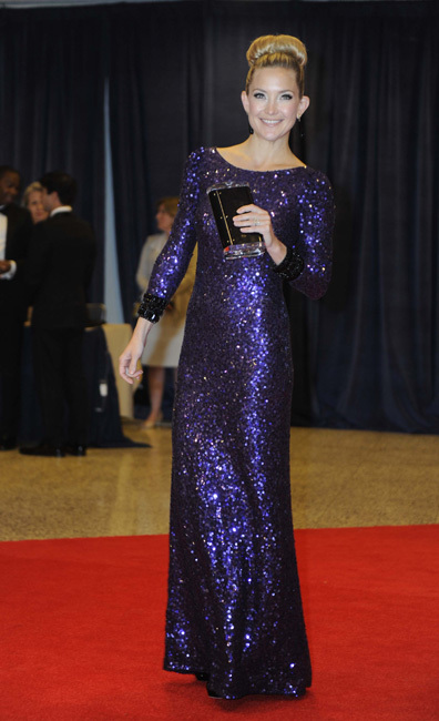 Kate Hudson white-house-correspondets-dinner