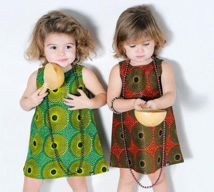Kambakids: ropa para peques de inspiración africana