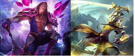 Maestro Yi y Taric medio: la táctica china para pasarse League of Legends