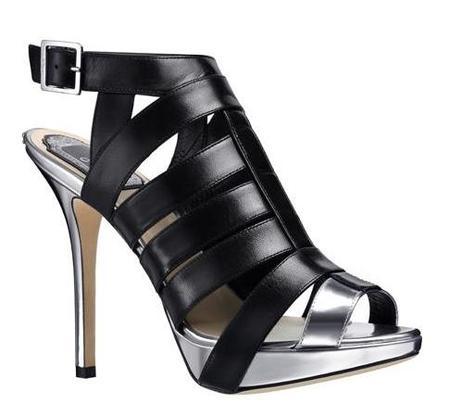El 'allure' de Christian Dior en unas sandalias