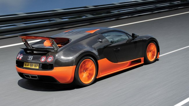 el bugatti veyron super sport pierde su r cord guinness de velocidad. Black Bedroom Furniture Sets. Home Design Ideas