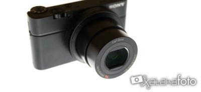 Sony DSC-RX100: El último bastión de las compactas