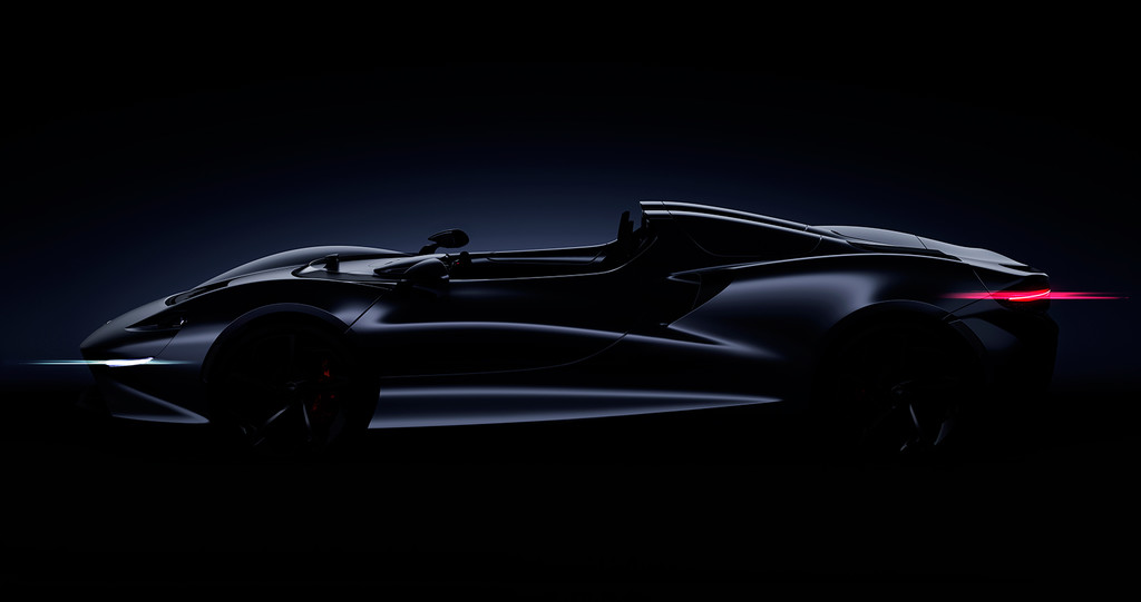 McLaren desvelará un impresionante speedster para su familia Ultimate Series en Pebble Beach 2019