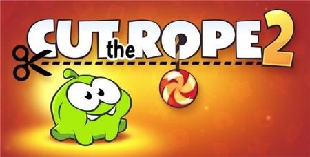 Cut The Rope 2 por fin ha llegado a Google Play
