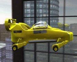 X-Hawk, automóvil volante