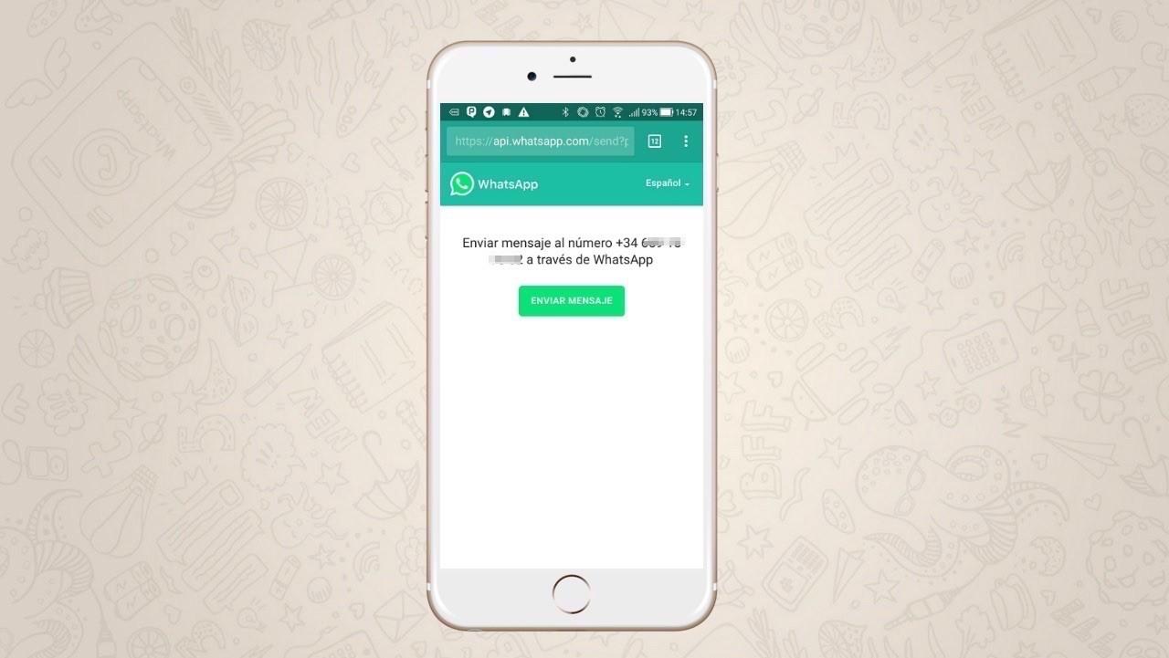 ¿Cómo ver las conversaciones de WhatsApp de otro celular en 12222?