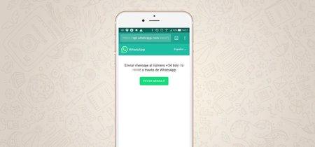 Cómo enviar mensajes de WhatsApp sin agregar contactos a la agenda en Android y iOS