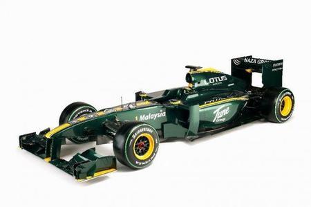 Lotus utilizará la caja de cambio y el sistema hidraúlico de Red Bull la próxima temporada