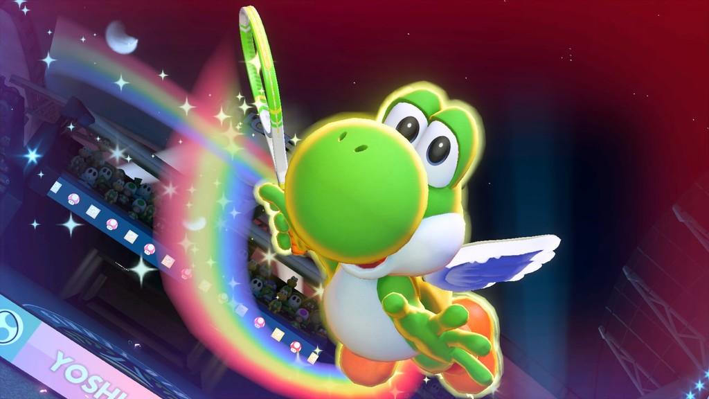 Mario Tennis Aces 09
