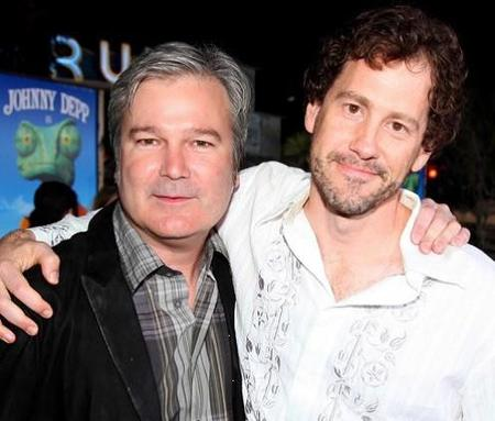 Gore Verbinski con James Ward Byrkit