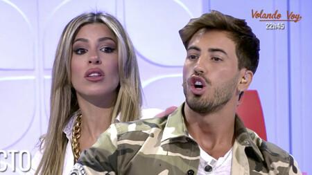 """La ruptura en directo de Iván González y Oriana Marzoli: """"no me siento deseada sexualmente, yo soy más cochinilla"""""""