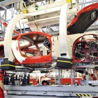 Ferrari a punto de terminar el desarrollo de su nueva plataforma