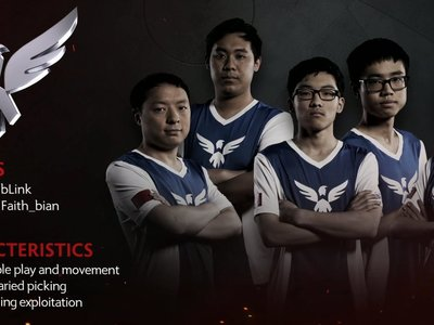 Wings Gaming dice adiós con la manita al Boston Major