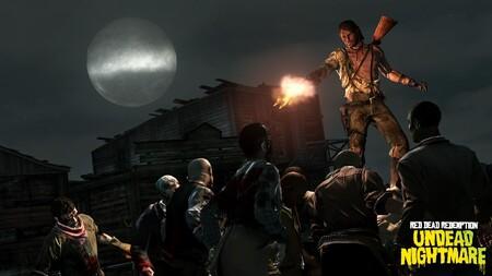 Expansión Undead Nightmare de Red Dead Redemption para Xbox en promoción