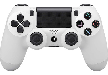 Dualshock Ps4 - Glaciar White