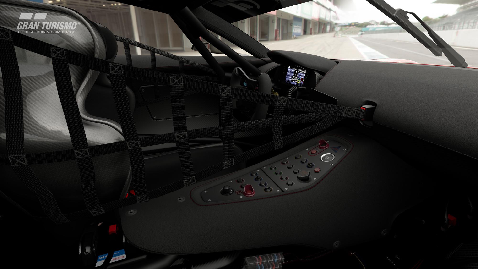 Foto de Mazda RX-Vision GT3 (20/24)