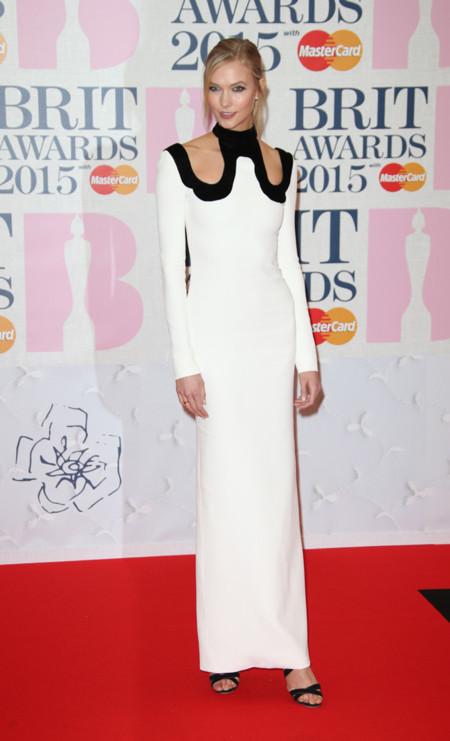 Karlie Kloss Brit Awards 2015 Mejor
