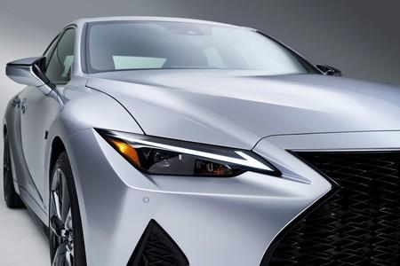 Lexus Is 2021 Mexico 31