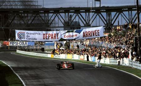 Gran Premio de Canadá 1978: Gilles Villeneuve estrena el circuito de Montreal con su primera victoria