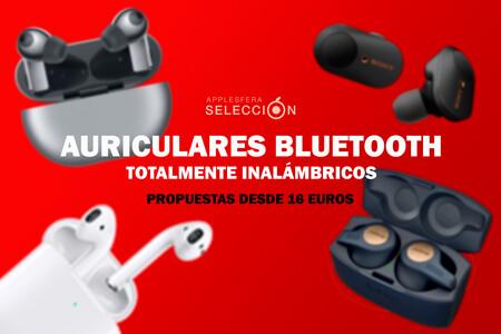Esta Navidad quiero unos auriculares Bluetooth totalmente inalámbricos: 15 propuestas desde 16 euros para todos los bolsillos