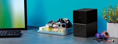 El disco duro WD My Book Duo de dos bahías con RAID y 8 TB alcanza su precio mínimo del año en Amazon, por 246,99 euros