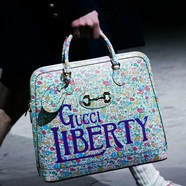 Gucci propone una nueva masculinidad en su colección de invierno apelando a la nostalgia