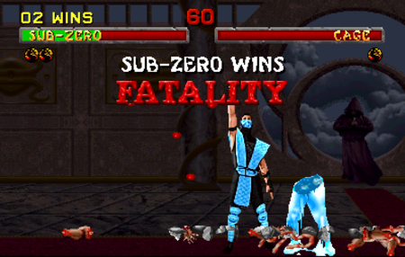 Finish him!! Todos los fatalities de la saga Mortal Kombat en un mismo vídeo