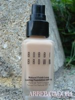 Natural Finish Long Lasting Foundation de Bobbi Brown